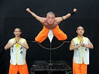 Stuttgart Aktiv  | Stuttgart Eintrittskarten | Shaolin Kung Fu | Theaterhaus Stuttgart
