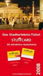 Stuttcard 2008 | Stuttgart Aktiv | Stuttgart Ausgehen | Stuttgart Veranstaltungen | Stuttgart Einkaufen