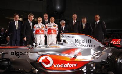 Stuttgart Aktiv - Vodafone Mc Laren Mercedes