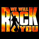 Musical We Will Rock You in Stuttgart