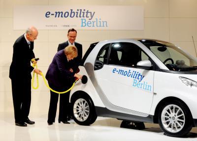 Stuttgart Aktiv - Daimler - e-mbility Projekt