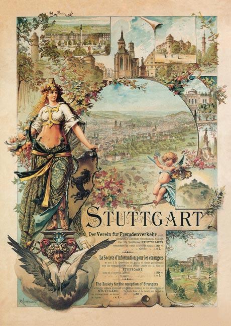Stuttgart Aktiv - Verein für Fremdenverkehr 1893