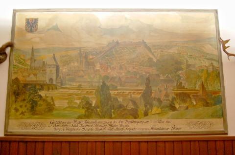 Katzenbacher Hof | Ansicht von Esslingen